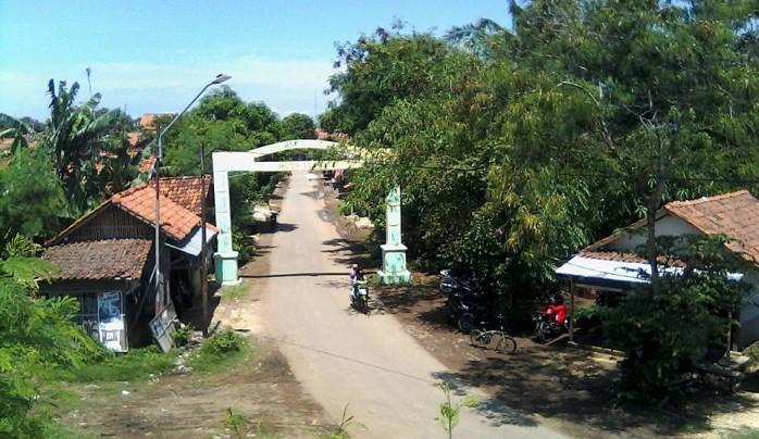 gerbang desa (2)