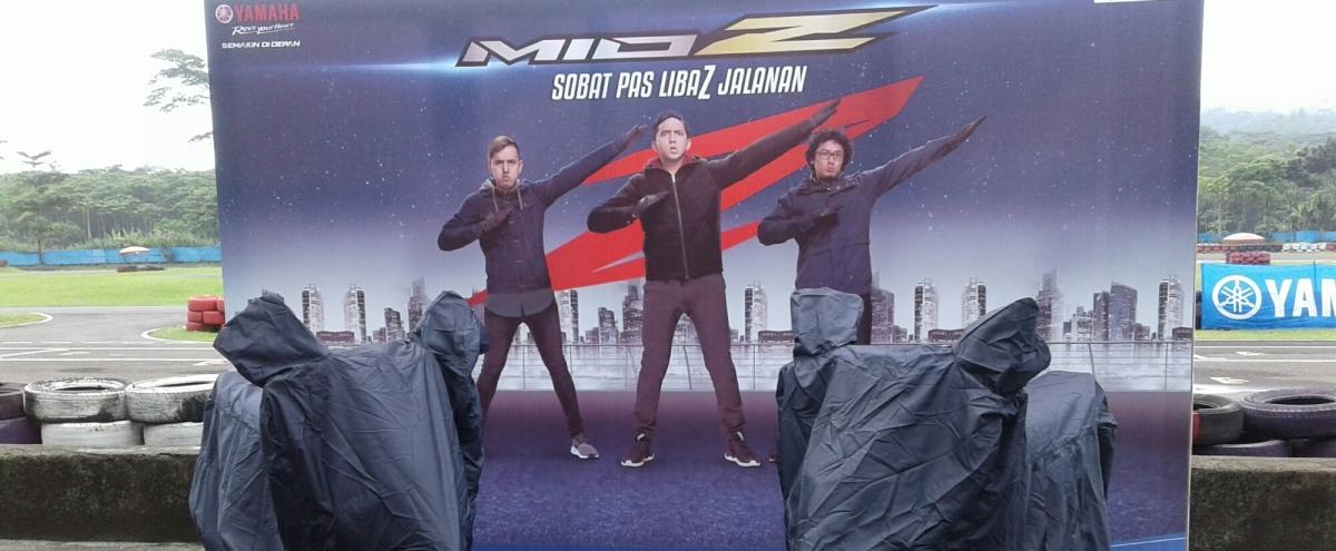 Mio Z varian baru YamahaIndonesia