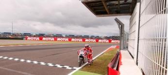 Andrea Dovizioso Ducati Team