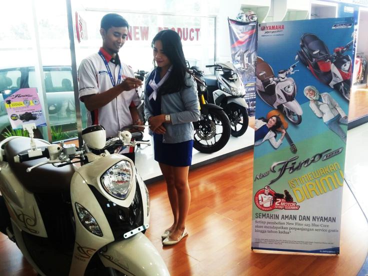 FINOmenal Kartini Day Diskon Service di diler resmi Yamaha (5)