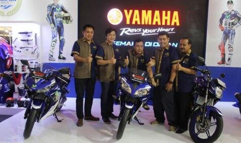 Management PT Yamaha Indonesia Motor Manufacturing (YIMM)