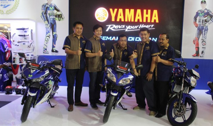 Management PT Yamaha Indonesia Motor Manufacturing (YIMM)