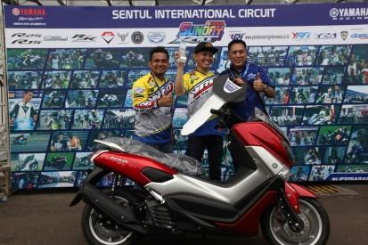 Juara Umum 250cc Comm A YSR 2016