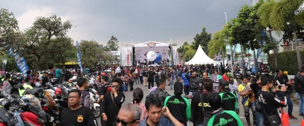 Maxi Yamaha day