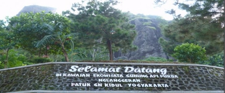 Menyusuri jejak Purba di Nglangeran GunungKidul