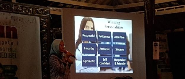 Personal Branding bersama Ibu Ririn Rosaline
