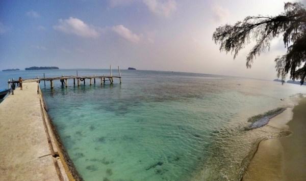 Dermaga Pulau Perak