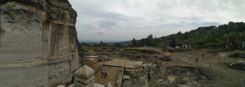 Panorama Tebing Breksi