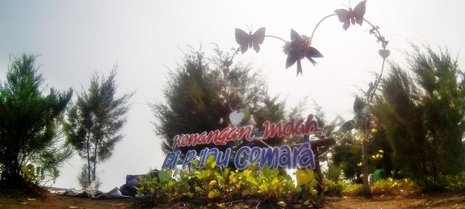 Pulau Cemara, Keindahan pesisir utara Brebes