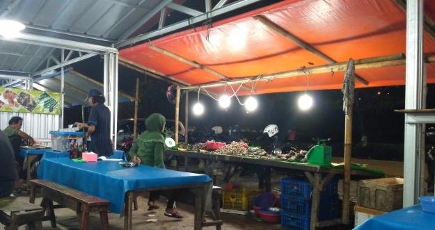 Seafood PLTU Ancol