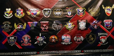 Logo Klub peserta Munas Federasi R Independent