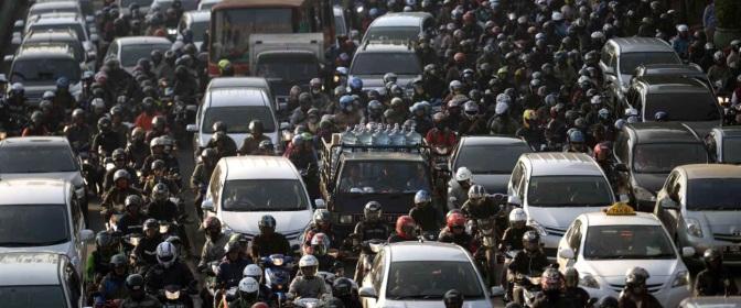 Jakarta menjadi Kota Terlarang bagi Sepeda Motor, mungkinkah ?