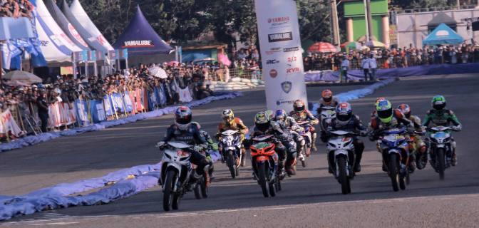 Untuk Pertama Kali Yamaha Cup Race 2017 Hadir di Kebumen