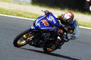 UB150 Tim Yamaha Racing Indonesia