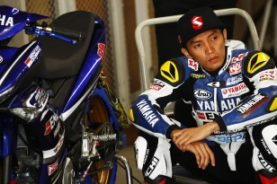 Wahyu Aji Trilaksana, Rider UB150