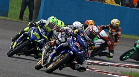 Yamaha MX King 150 Dominasi Juara Underbone 150 (UB150)