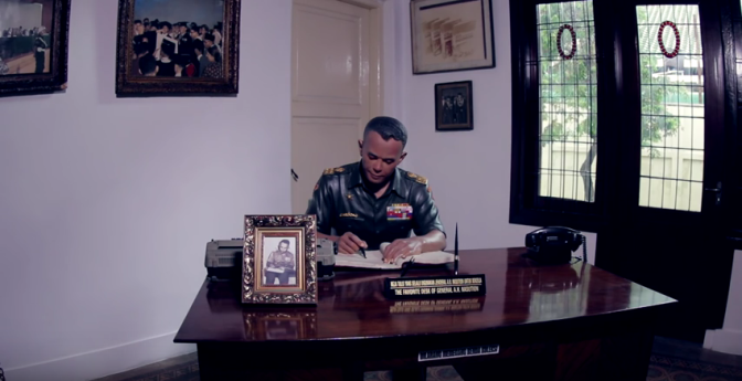 (Napak Tilas) Museum AH Nasution, Sang Ahli Strategi Perang Gerilya