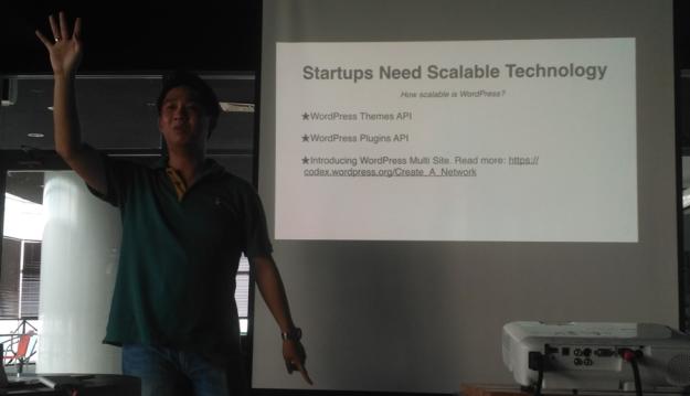 Bisnis startup membutuhkan tehnplogi yang besar