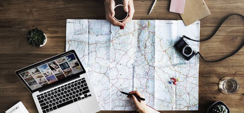 Gadget dan Traveller