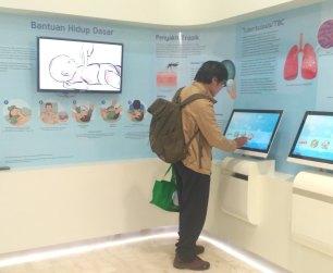 Ruang interaktif pendidikan