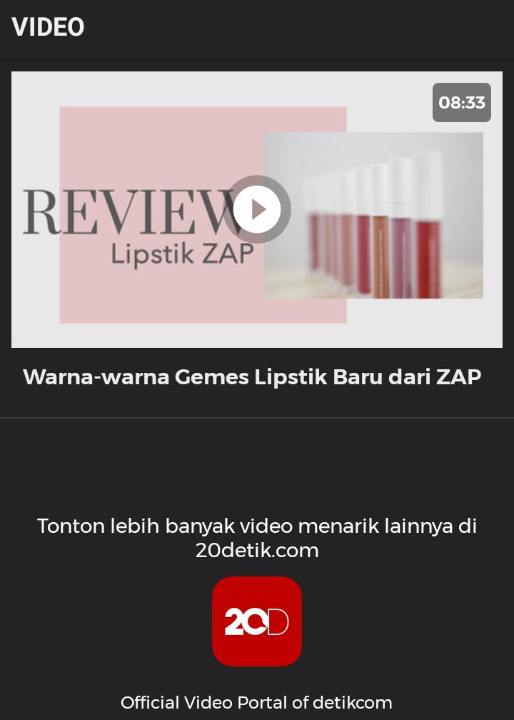 Video 20 Detik