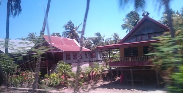 Rumah adat Bugis