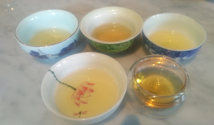 Setiap teh akan menyajikan rasa yang berbeda