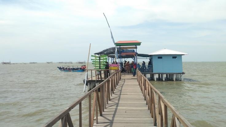 Dermaga Dewi Mangrovesari