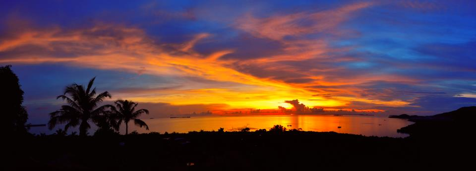 Senja di Bukit Cinta Karimunjawa