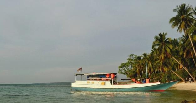 Pantai Ujung Gelam atau Tanjung Gelam