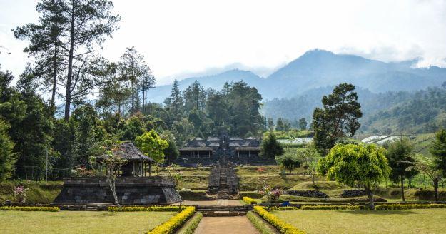 Kompleks Candi Cetho Gunung Lawu