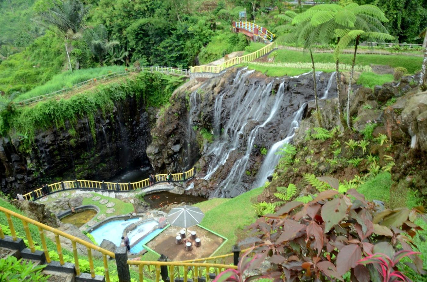 Wisata Alam Baturaden