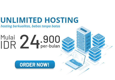 unlimited- hosting rumah web