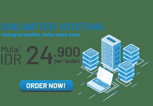 unlimited- hosting rumah web